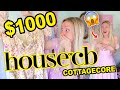 I SPENT $1000 ON HOUSE OF CB!!!! COTTAGECORE TRY ON HAUL 2021 *honest House of CB review*