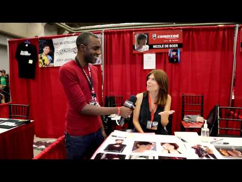 Nicole de Boer (Ezri Dax) Talks Star Trek: Deep Space 9 and