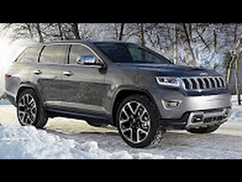 Captivating NEW Jeep Grand Wagoneer
