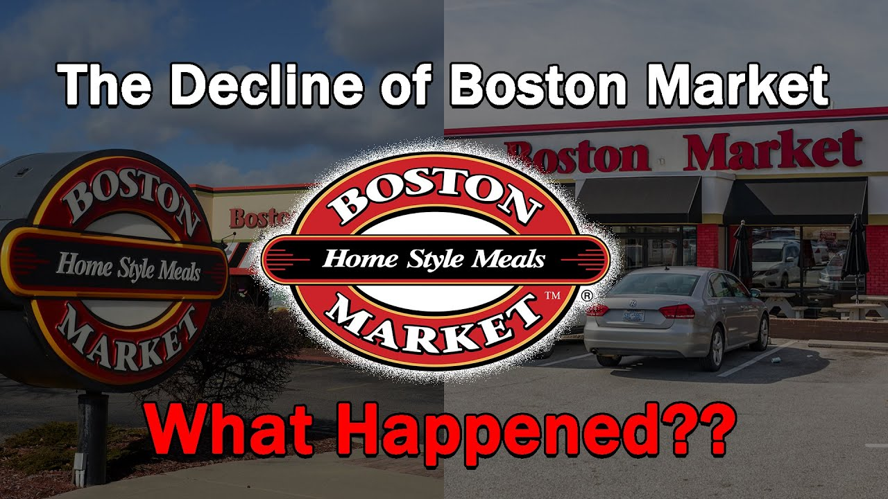 The Decline of Boston Market...What Happened?