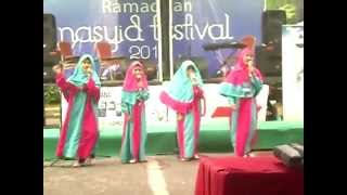Al Khanza Nasyid 2 -  Demi Matahari (Cover Snada)