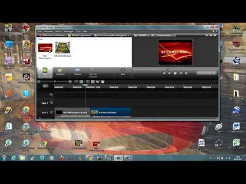 tutorial intro hinzuf gen videodatei verkleinern randern deutsch mit camtasia studio 8 youtube. Black Bedroom Furniture Sets. Home Design Ideas