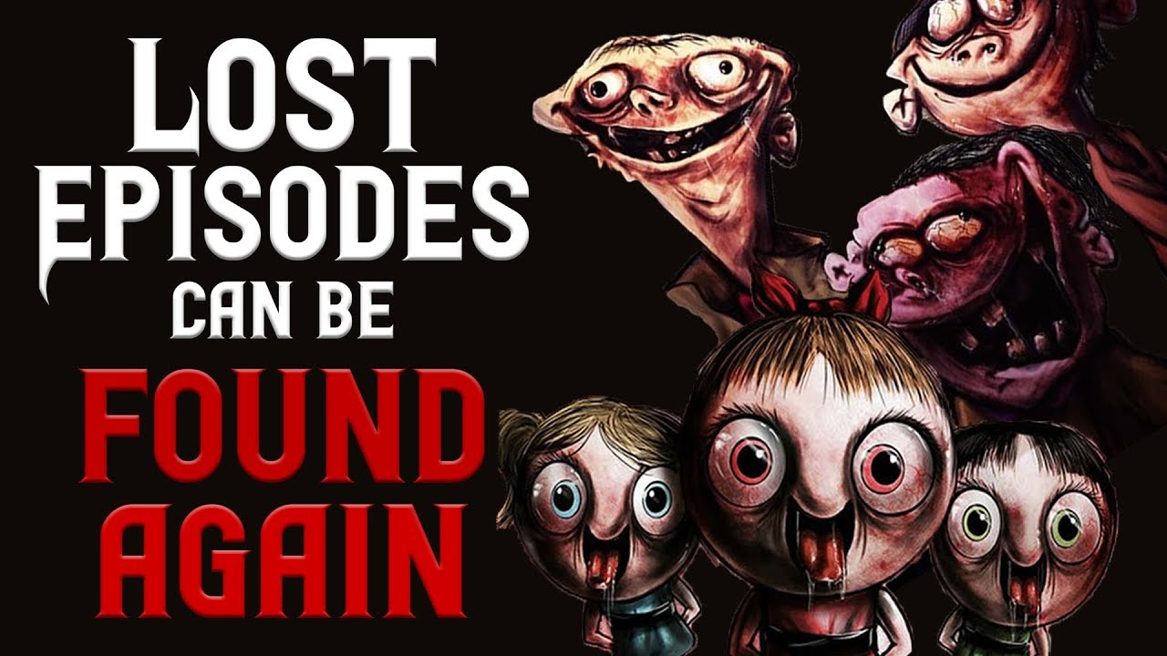 """Download """"Lost Episodes Can Be Found Again"""" Scary Stories 