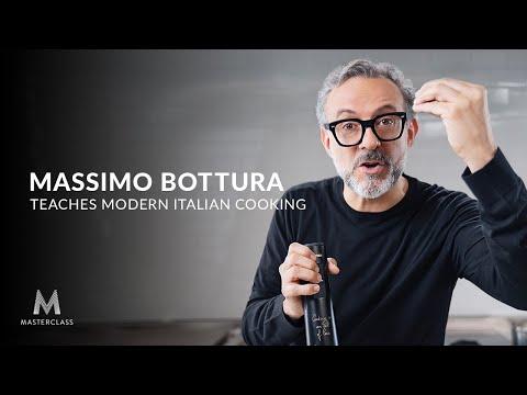Massimo Bottura Teaches Modern Italian Cooking | Official Trailer | MasterClass