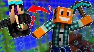 """Minecraft AQUA #7 - """"Co to za dźwięk?!"""" w/ Akiri"""