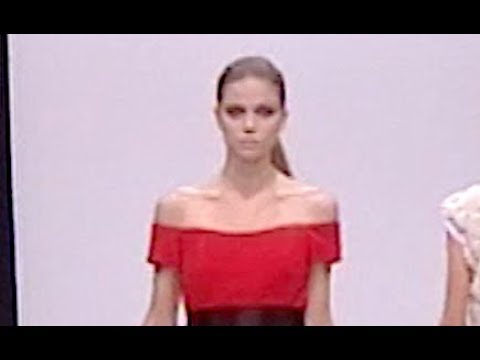 DICE KAYEK Spring Summer 2009 Paris – Fashion Channel