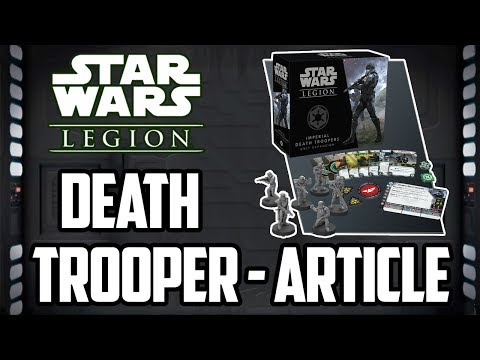 Death Troopers Fully Spoiled - A New Era - Legion