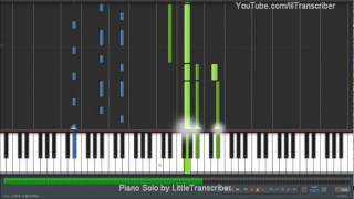 vuclip Christina Perri - A Thousand Years (Piano Cover) by LittleTranscriber