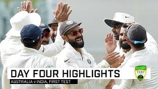 india win test match in australia