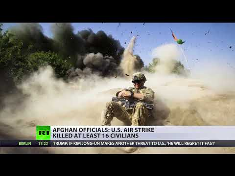 US strike kills civilians as Blackwater founder pushes plan to privatize Afghan war