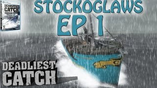 Lets Play Deadliest Catch Alaskan Storm - Ep 1