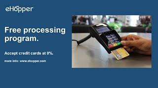 Save money with a free credit card processing program. https://ehopper.com/free-processing/ law changes and the advancement of our proprietary software,...