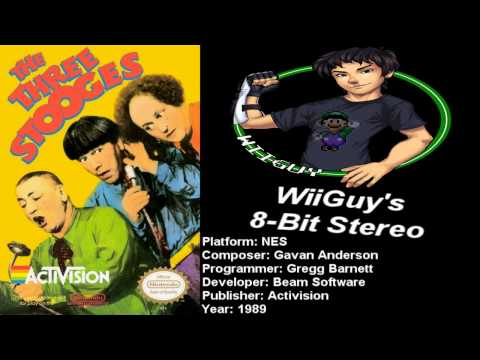 The Three Stooges (NES) Soundtrack - 8BitStereo
