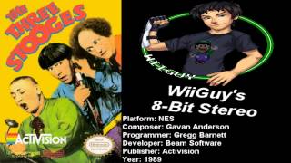 The Three Stooges (NES) Soundtrack - Stereo