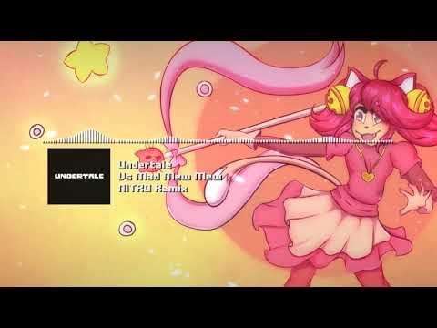 "Undertale [Switch OST] - ""Vs Mad Mew Mew"" NITRO Remix"