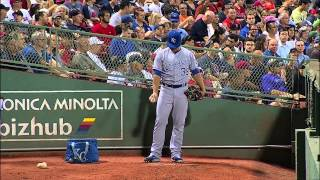 Boston Red Sox   Kansas City Royals August 20 2015