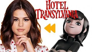 """Hotel Transylvania"" Voice Actors and Characters"