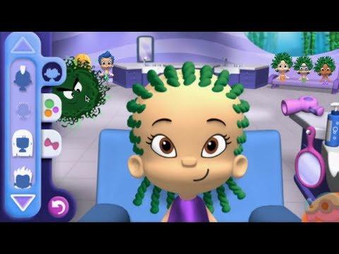 Гуппи и Пузырики  Bubble Guppies  Гуппи и Пузырики на русском игра