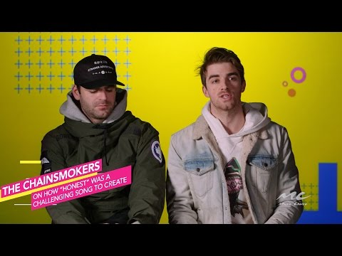 The Chainsmokers Struggled to Write Honest