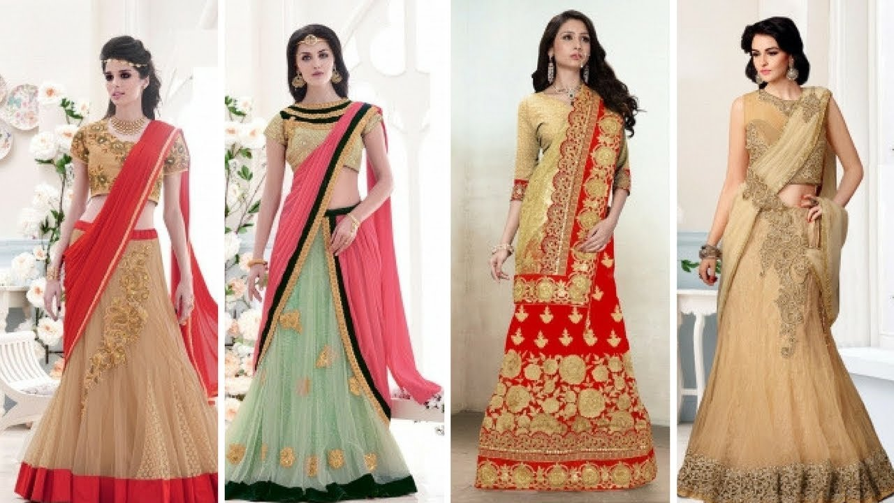 Clothing, Shoes & Accessories Women's Clothing Stunning Lehenga Choli Chunri Designer Saree Wedding Wear Lengha Indian Lahanga