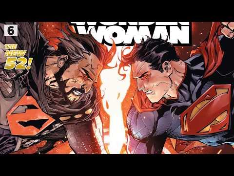 Superman/Wonder Woman vs Zod/Faora