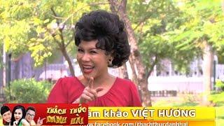[Thách Thức Danh Hài] Việt Hương