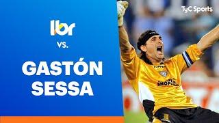 Líbero VS Gastón Sessa |