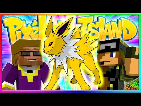 Pixelmon Island SMP - WE'VE BEEN BAMBOOZLED?! | Episode 16, Season 2 (Minecraft Pokemon  Mod)