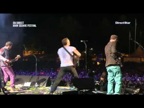 Coldplay Cemeteries of London/Violet Hill/GPASUYF live Main Square Festival