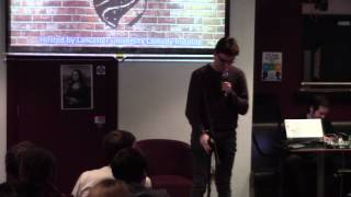 County Comedy Club Week 22 - 30/04/2015