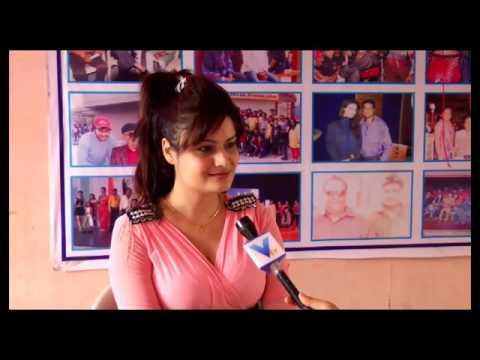 Naaz wadia's exclusive interview in Surat with vtv gujarat channel