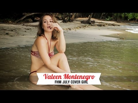Behind The Scenes Of Valeen Montenegro