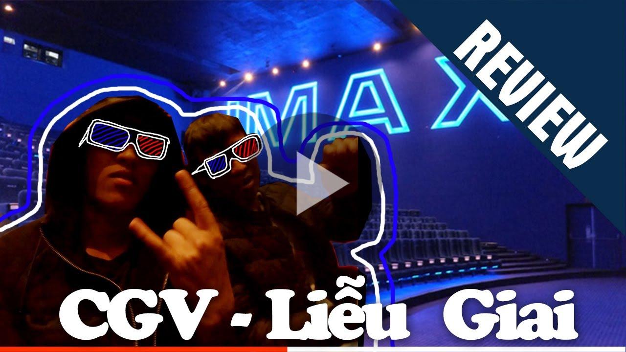 CGV Vincom Metropolis Liễu Giai – Trải Nghiệm Rạp IMAX ĐẦU TIÊN Tại Hà Nội | Aquaman 3DIMAX | Review