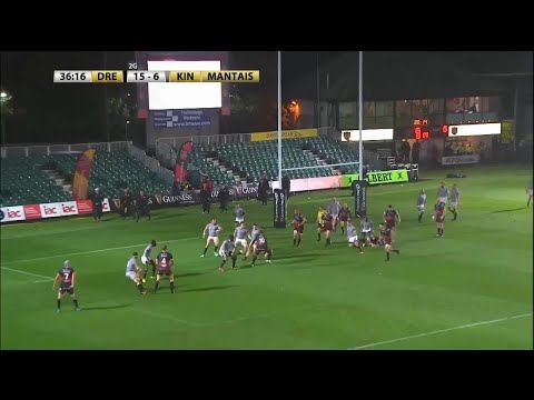 Guinness PRO14 Round 5 Highlights: Dragons v Southern Kings
