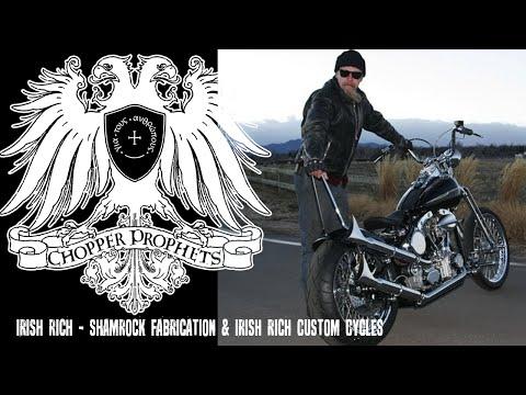 Chopperprophets-S3E8 - Irish Rich - Shamrock Fabrication