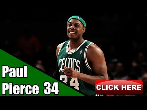 Paul Pierce Best Career Clutch Moments ᴴᴰ