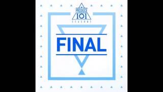 프로듀스101 produce 101 시즌2 노래모음 final   full album