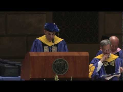 2012 Commencement: Eastman School of Music