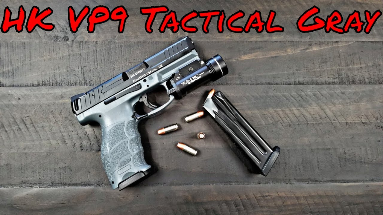 Hk Vp9 Review Is It Hype Or A Range Hammer You Need Youtube