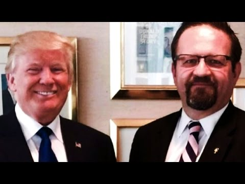 Sebastian Gorka: All Trump Dissent Comes From the