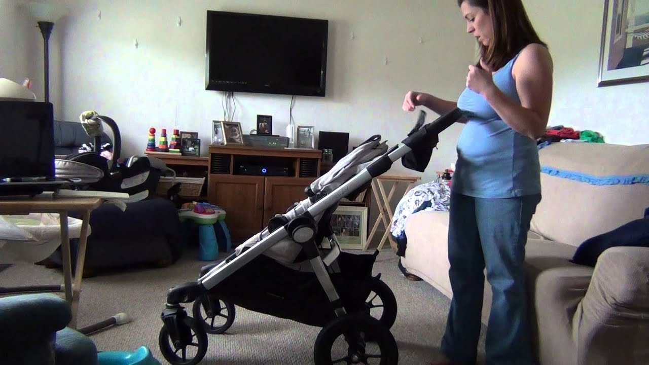 Baby Jogger City Select Stroller Tag Youtube