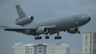 TJSJ Spotting: KC-10 Arrival, The Canadians Return!