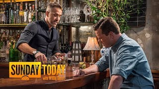 Download 'Deadpool' Star Ryan Reynolds On His New Passion Project: Aviation Gin | Sunday TODAY Mp3 and Videos