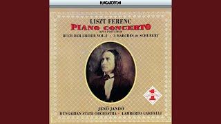 II. Buch der Lieder für Piano allein Vol. 2: No. 4 S'il est un charmant gazon S. 538