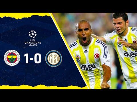 MAÇ ÖZETİ: Fenerbahçe 1-0 Inter | #ŞampiyonlarLigi