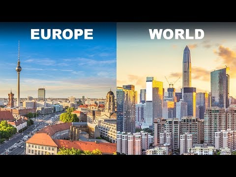Why Europe Doesn't Build Skyscrapers | The B1M