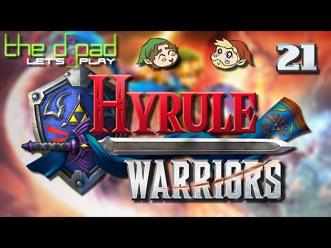 """The Sock Puppet"" - PART 21 (The Sacred Sword, pt.1) - Hyrule Warriors"