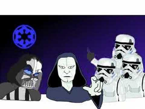 Star Wars Gangsta Rap 2