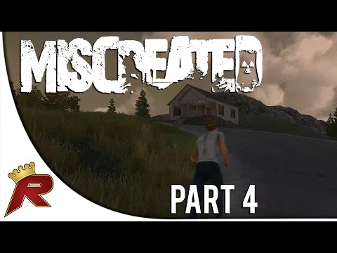 """Miscreated Survival Gameplay - Part 4: """"The Country-Side"""" (Pre-Alpha)"""