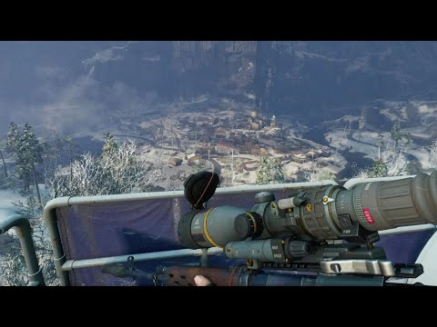 Sniper Ghost Warrior 3: THE ESCAPE OF LYDIA - Challenge Mode |
